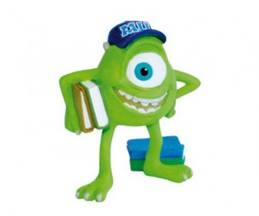 Bullyland 12582 - Disney´S Die Monster Uni (Monsters University) - Mike - Neu