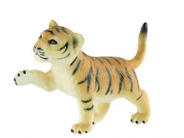 Bullyland 63579 - Wildlife - Tigerjunges Braun - Neu