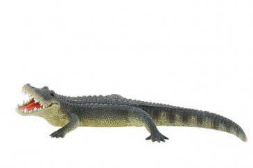 Bullyland 63612 - Wildlife - Alligator - Neu