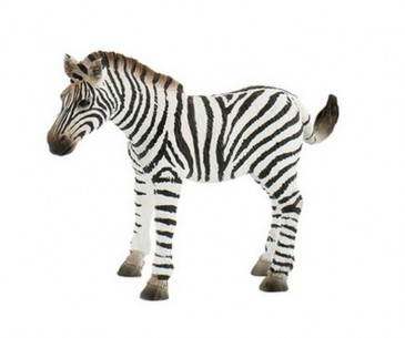 Bullyland 63676 - Wildlife - Zebrajunges - Neu