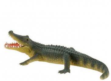 Bullyland 63690 - Wildlife - Alligator - Neu