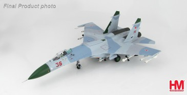 Hobbymaster HA6001 - 1/72 Sukhoi Su-27 Flanker B - Russian Air Force - Neu