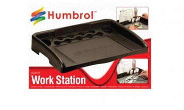 Humbrol Ag9156 - Arbeitsstation / Workstation - Neu