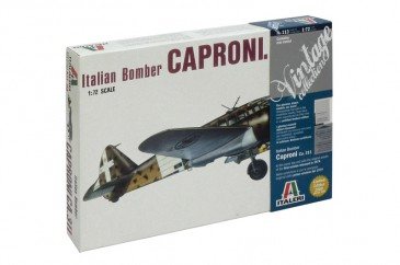 Italeri 113 - 1/72 Caproni Ca.311 - Vintage Collection - Neu