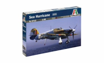 Italeri 2713 - 1/48 Sea Hurricane - Neu