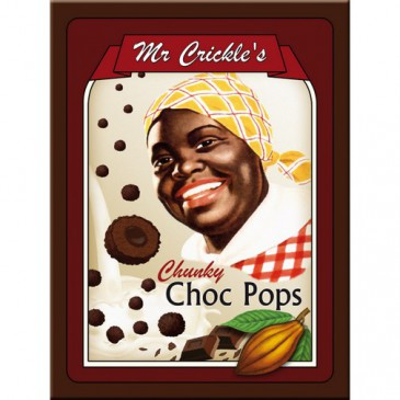 Magnet 14191 - Mr Crickles Choc Pops - 8 X 6 cm - Neu