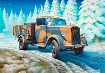 Revell 03250 - 1/35 German Truck Type 2,5-32 - Neu