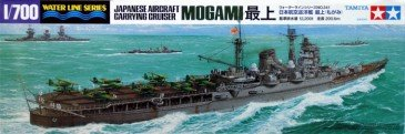 Tamiya 31341 - 1/700 Wl Japanese Aircraft Carrying Cruiser Mogami - Neu