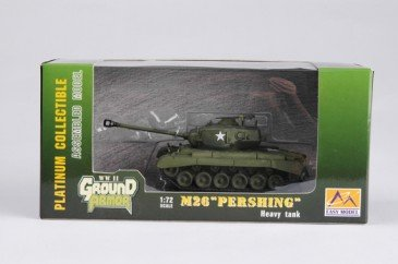 Easy Model 36201 - 1/72 Us M26 Pershing - 2Nd Armored Div. - Neu