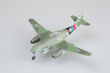 Easy Model 36367 - 1/72 Brit. Messerschmitt Me-262A-1A - Beuteflugzeug - Neu