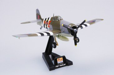 Easy Model 37200 - 1/72 Us F6F Hellcat - Hms Emperor 800 - Neu