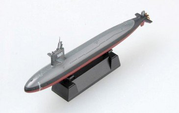 Easy Model 37324 - 1/700 Japanisches U-Boot (Jmsdf) - Harushio Class - Neu