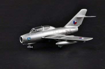 Easy Model 37137 - 1/72 Mig-15 Uti - Czechoslovakia Air Force - Neu