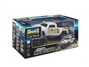 """Revell Control 24643 - RC Truck """"NEW MUD SCOUT"""" - Neu"""